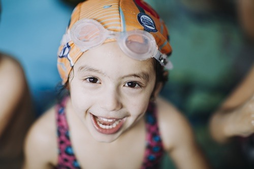 Como desenvolver natação no verão