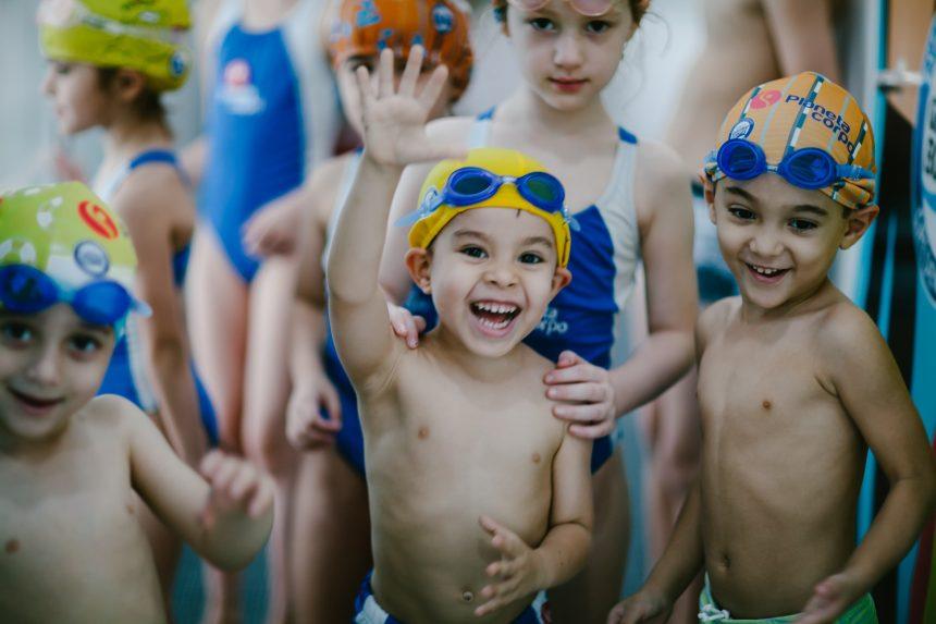 Guia de Educação Aquática Infantil
